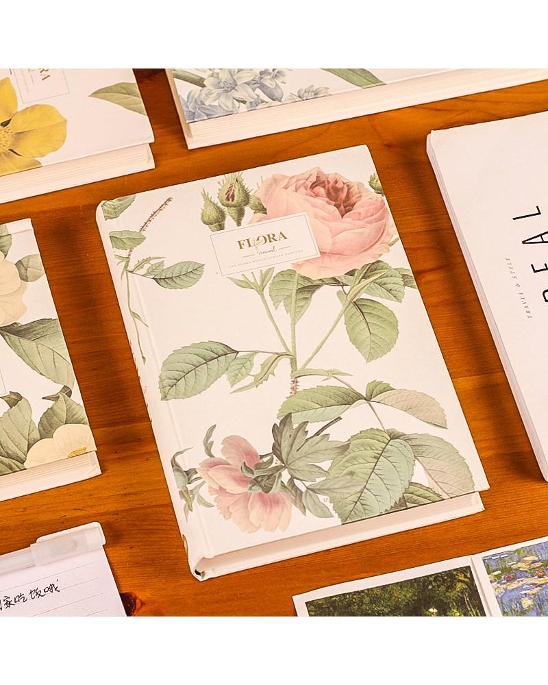 Notebook Flora