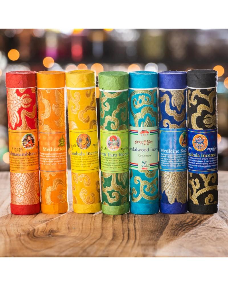 Betisoare Parfumate Bhutaneze