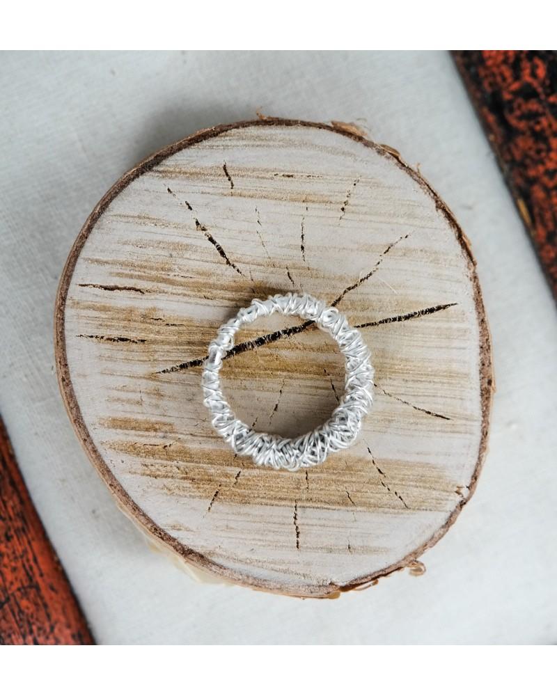 Inel Argint Slim Wire