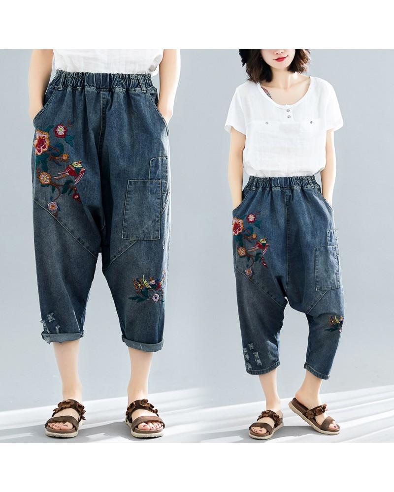 Pantaloni Hippie Korean