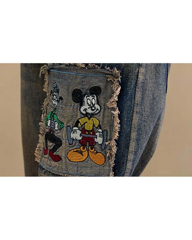 Pantaloni Vintage Disney