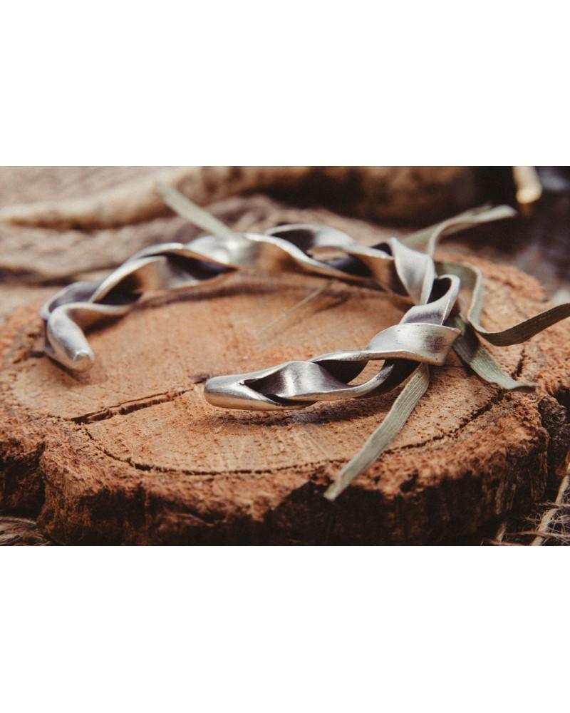 Bratara Argint Chaya  Rope