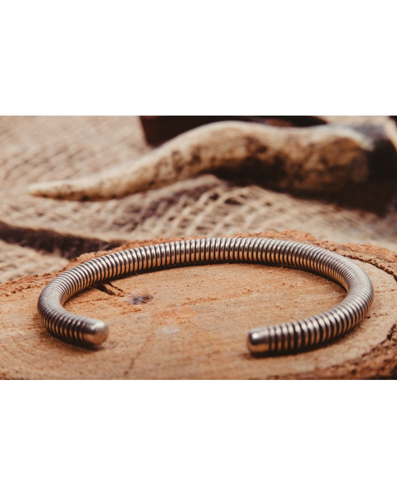 Bratara Argint Pang Rope