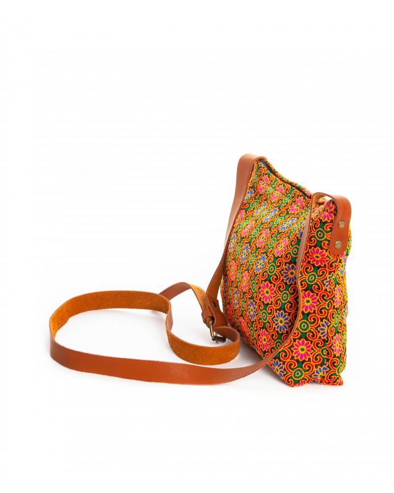 Mini Traditional  Flower Bag