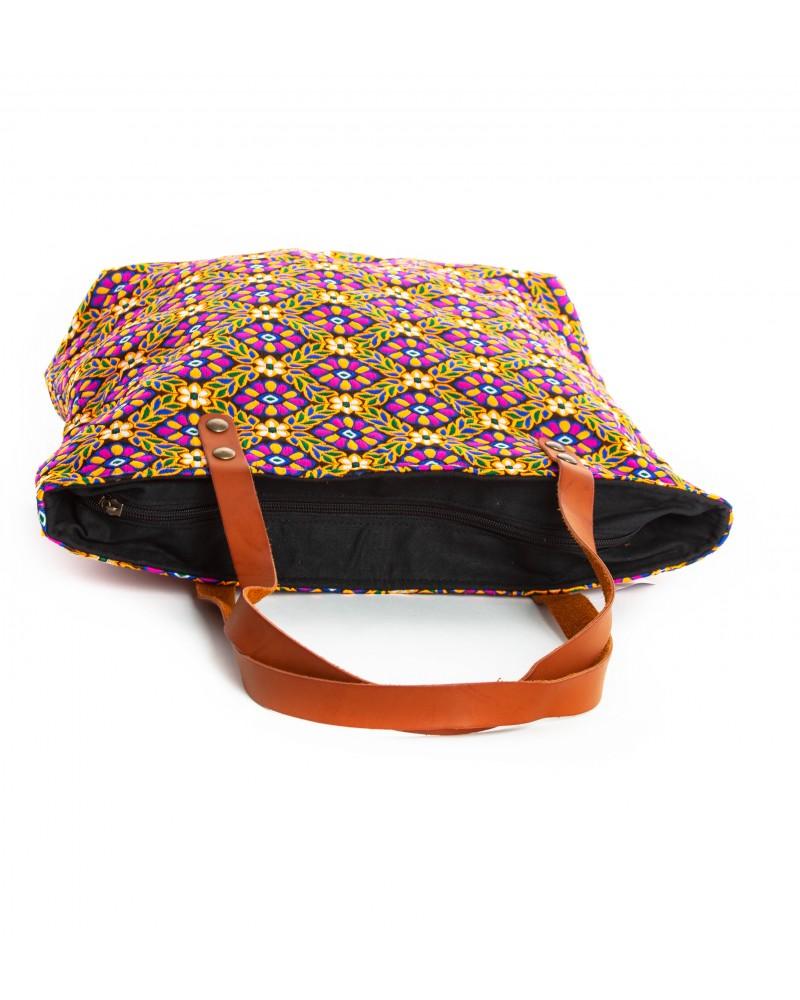 Traditional Flower Bag