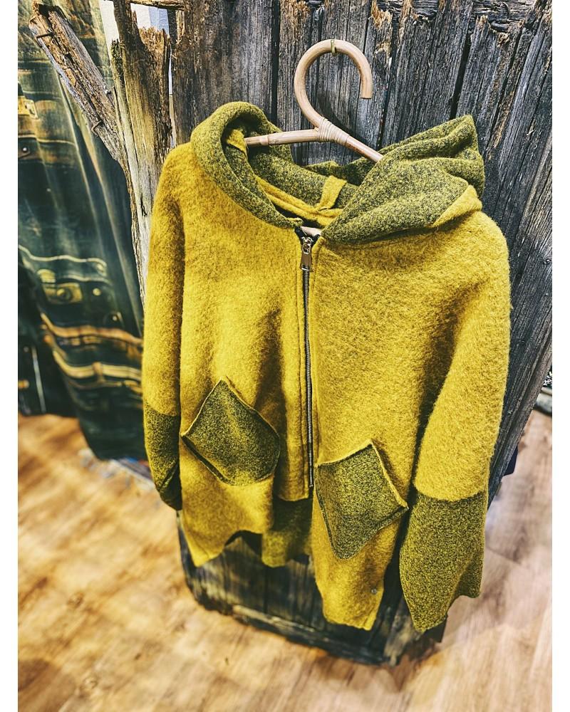 Jacheta din Lana OverSize
