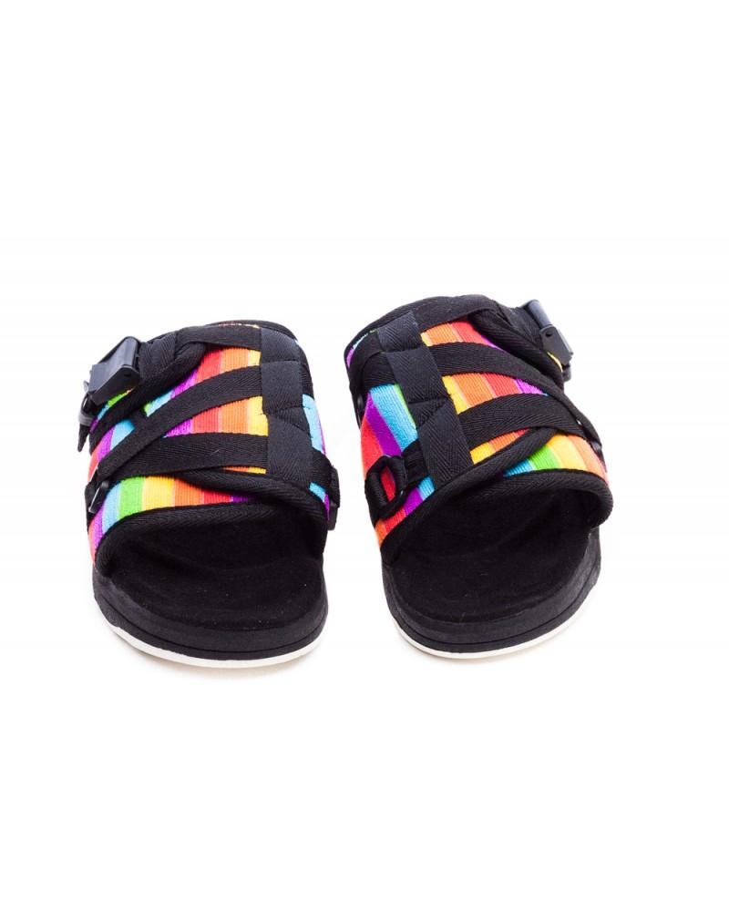 Papuci Beyond The Edge Rainbow