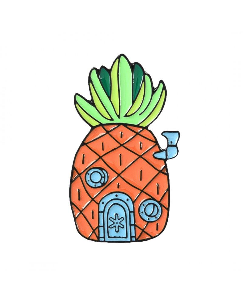 Pin Sponge  Bob Home