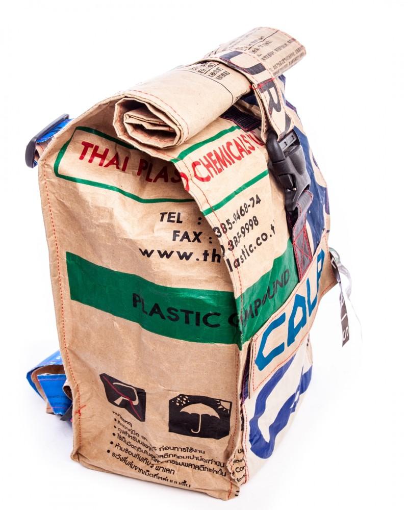 Rucsac Hartie Reciclata Eco-Friendly  Chemicals