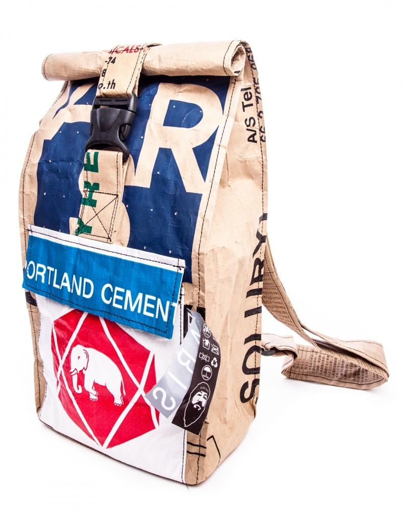 Rucsac Hartie Reciclata Eco-Friendly Elephant