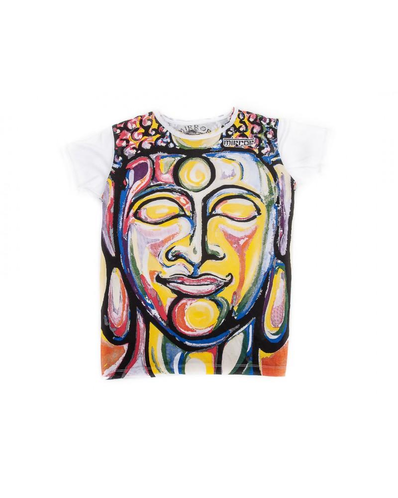 Tricou Buddha Colors