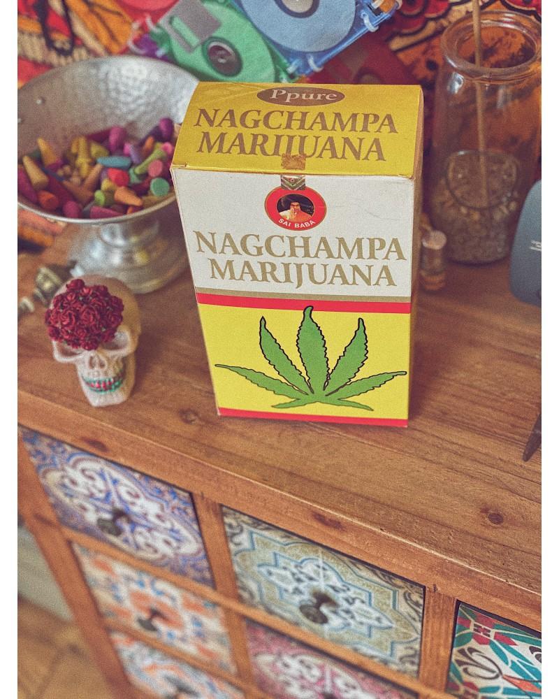 Betisoare Parfumate  Nagchampa