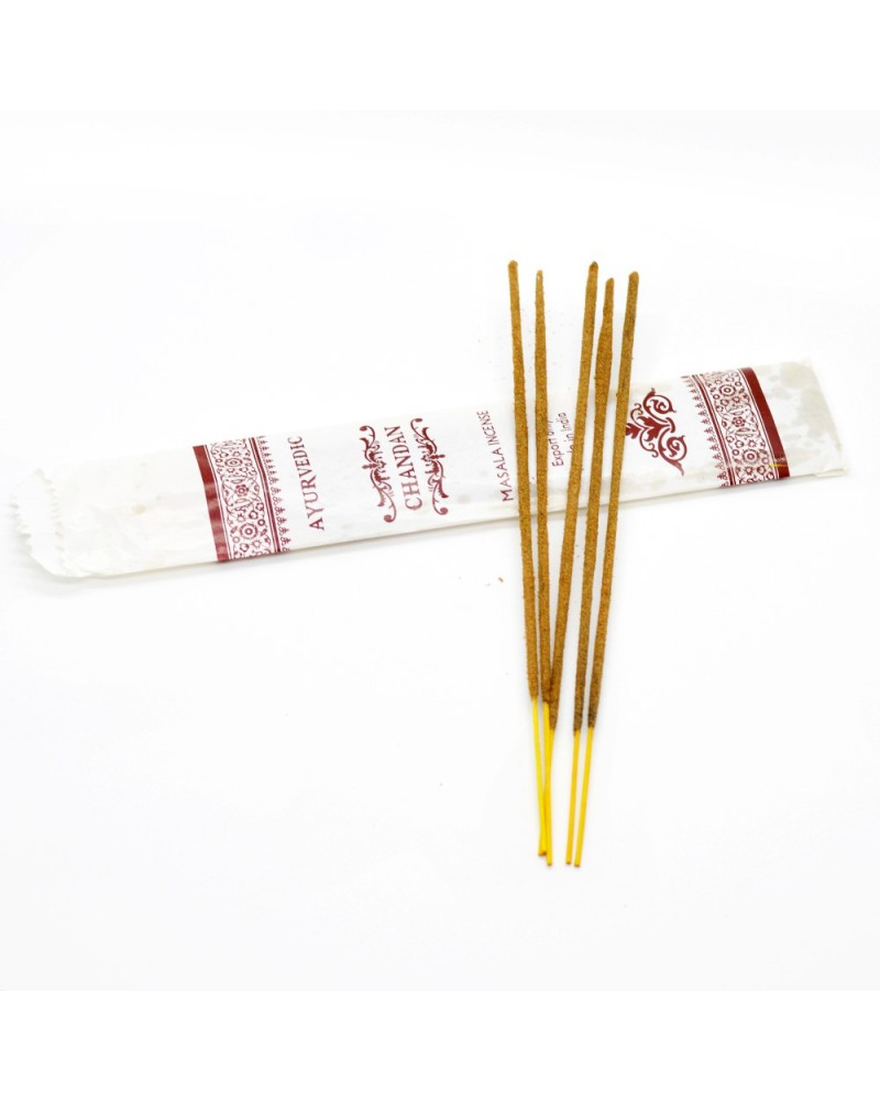 Betisoare Parfumate Ayurvedic Chakra  Masala Incense