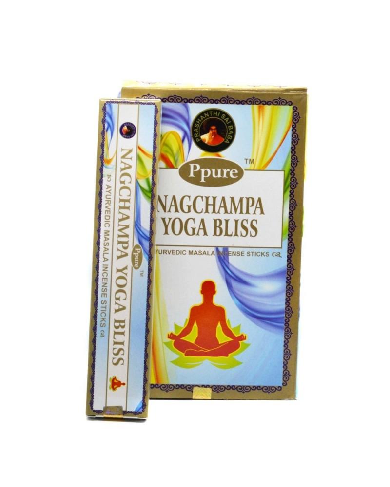 Betisoare Parfumate NagChampa Yoga Bliss