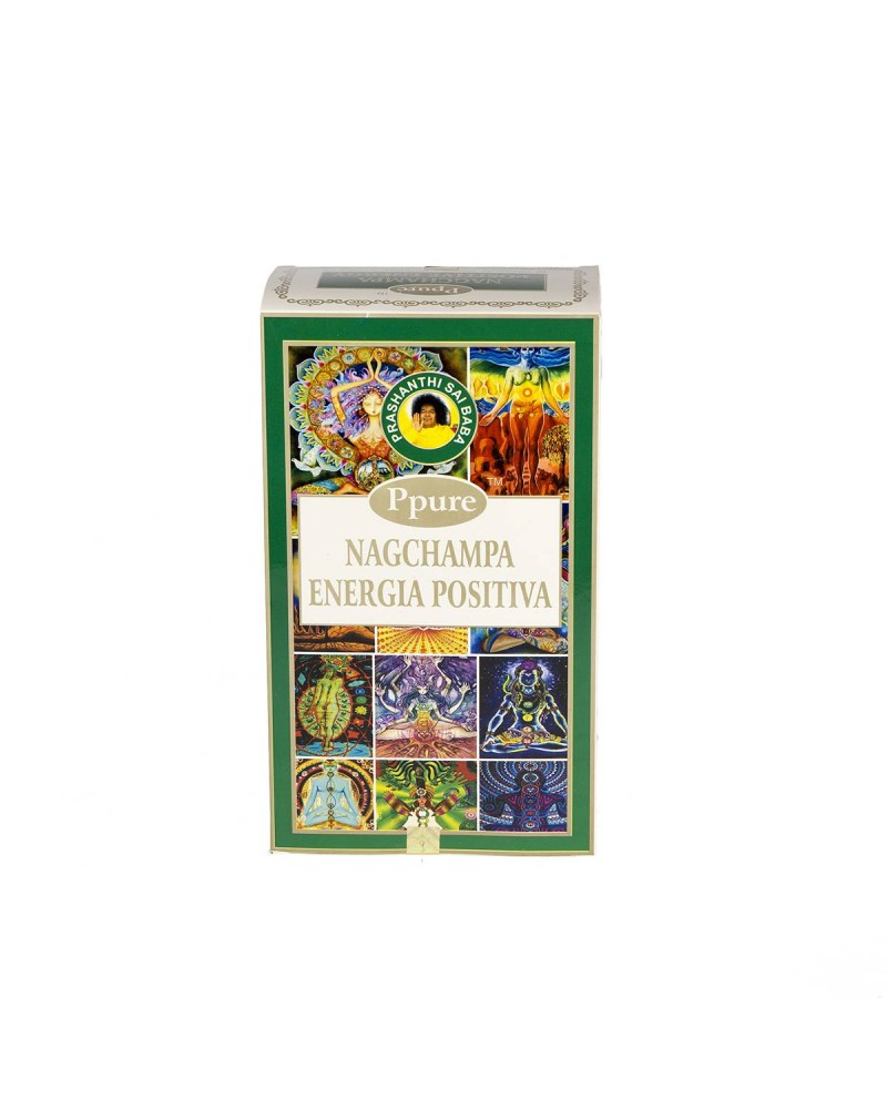 Betisoare Parfumate NagChampa Positive Energy