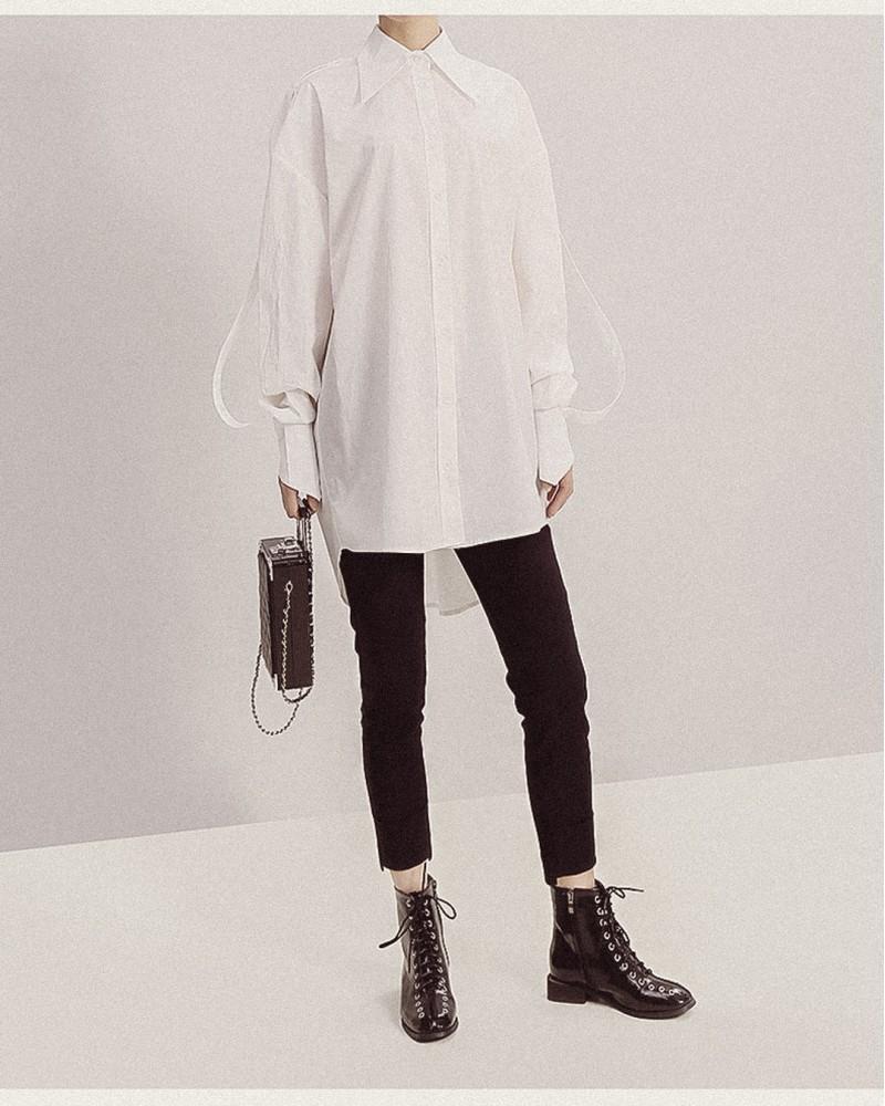 Camasa Elegant White