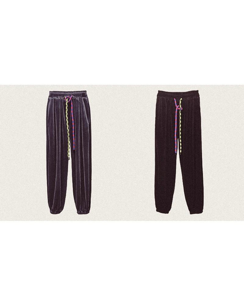 Pantaloni Closed Velvet